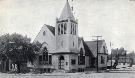 Methodist Episcopal Church, Albert Lea Minnesota, 1914
