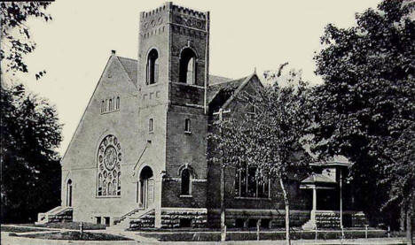 Presbyterian Church, Albert Lea Minnesota, 1909