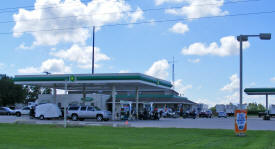 BP Station, Alden Minnesota