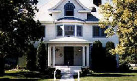 Pillars Bed & Breakfast, Alexandria Minnesota