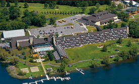 Arrowwood Resort and Conference Center on Lake Darling, Alexandria Minnesota