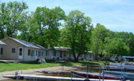 Betsy Ross Resort on Lake Ida near Alexandria Minnesota