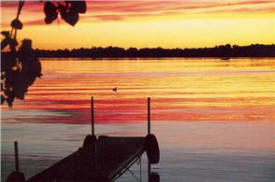 Sunset Lodge on Maple Lake, Alexandria Minnesota