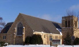 First Congregational United Church of Christ, Alexandria Minnesota