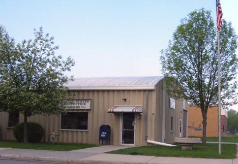 US Post Office, Alvarado Minnesota, 2008