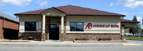 American Bank in Nashwauk Minnesota
