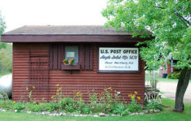 US Post Office, Angle Inlet Minnesota