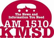 "KMSD-AM  - ""Home Town Radio 1510"" - Milbank South Dakota"