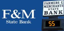 Farmers & Merchants State Bank, Appleton Minnesota