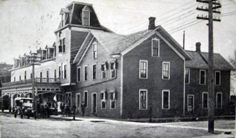 St. James Hotel, Appleton Minnesota, 1911
