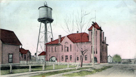 City Hall, Appleton Minnesota, 1908