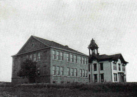 High School, Appleton Minnesota, 1905