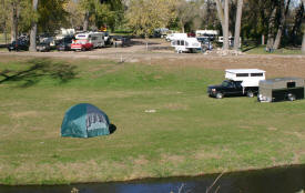Appleton Municipal Campground, Appleton Minnesota