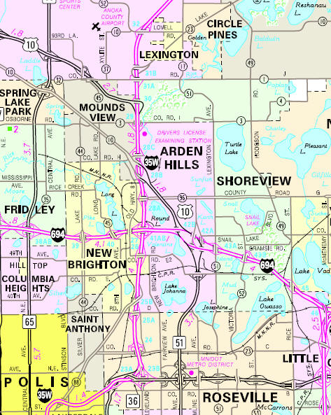 Guide to Arden Hills Minnesota