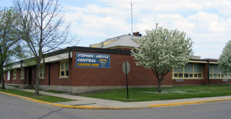 Stephen Argyle Central Elementary School, Argyle Minnesota, 2008