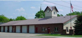 Ashby Fire Department, Ashby Minnesota