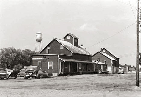 Askov Co-op Association, Askov Minnesota, 1974