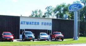 Atwater Ford, Atwater Minnesota