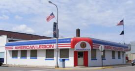 American Legion Post 241, Aurora Minnesota