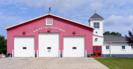 Aurora Fire Department, Aurora Minnesota