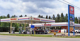 Holiday Stationstore, Aurora Minnesota