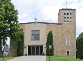 Holy Rosary Catholic Church, Aurora Minnesota