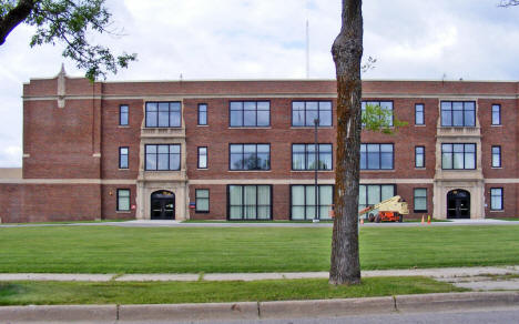 Mesabi East School, Aurora Minnesota, 2009