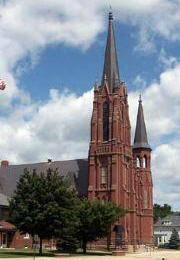 St. Augustine Catholic Church, Austin Minnesota
