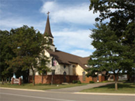 Red Oak Grove Lutheran Church, Austin Minnesota