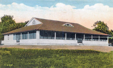 Country Club, Austin Minnesota, 1923