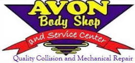 Avon Body Shop & Service Center, Avon Minnesota