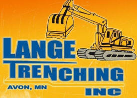 Lange Trenching Inc, Avon Minnesota