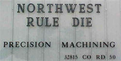Northwest Rule Die, Avon Minnesota