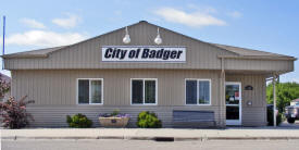 City Hall, Badger Minnesota