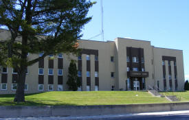 Clearwater County courthouse, Bagley Minnesota