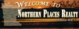Northern Places Realty, Bagley Minnesota