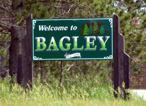 Welcome to Bagley Minnesota!