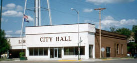 Barnesville City Hall, Barnesville Minnesota