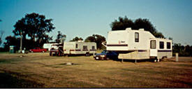 Wagner Park Campground, Barnesville Minnesota