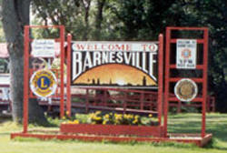 Welcome to Barnesville Minnesota