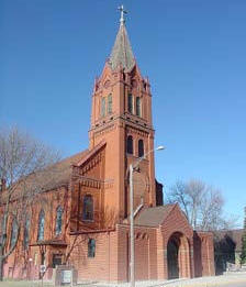 Assumption Catholic Church, Barnesville Minnesota