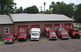 Barrett Fire Hall, Barrett Minnesota