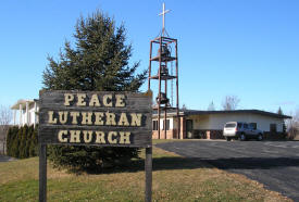Peace Lutheran Church, Barrett Minnesota