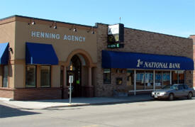 First National Bank, Battle Lake Minnesota