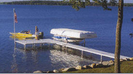 Lake Area Docks & Lifts, Battle Lake Minnesota