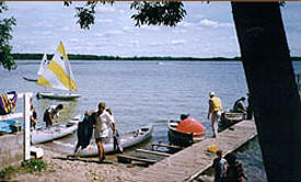 Woodlawn Resort, Battle Lake Minnesota