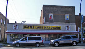 Battle Lake Hardware, Battle Lake Minnesota