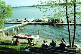 Sunset Beach Resort, Battle Lake Minnesota