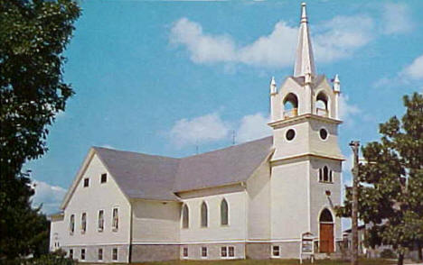 First Lutheran Church, Baudette, Minnesota, 1960's