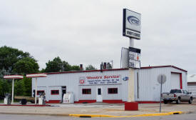 Woody's Service, Baudette Minnesota